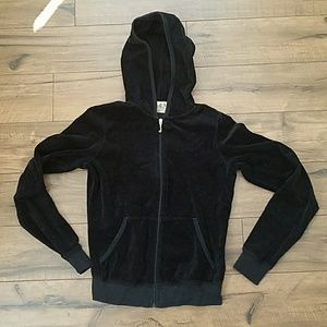 Black Juicy Couture Jacket